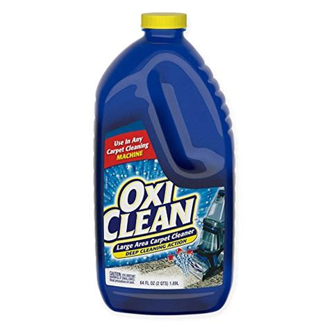 Compare Price To Carpet Cleaner With Oxi Clean