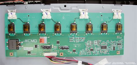 Inverter Backlight Board Lcd Tv Sony Klv 32bx300 lcd tv repair tutorial backlight inverter common
