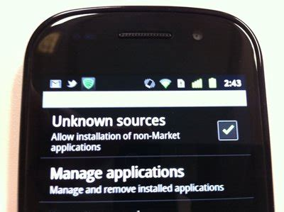 hrj tricks how to install non market third party apps on learn and get the most our of your android phone