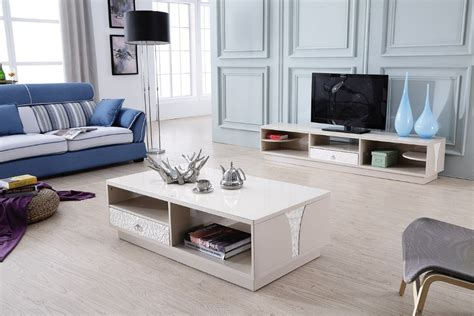 white living room table sets lizz contemporary white living room furniture tv stand and