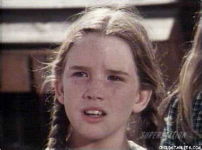 melissa gilbert as laura ingalls wilder (half pint