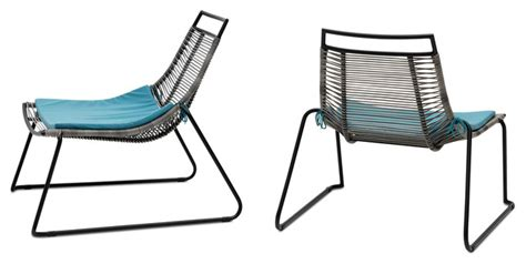 elba lounge chair modern outdoor lounge chairs by