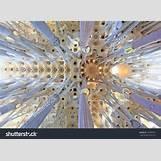Gaudi Sagrada Familia Ceiling | 1500 x 1101 jpeg 828kB