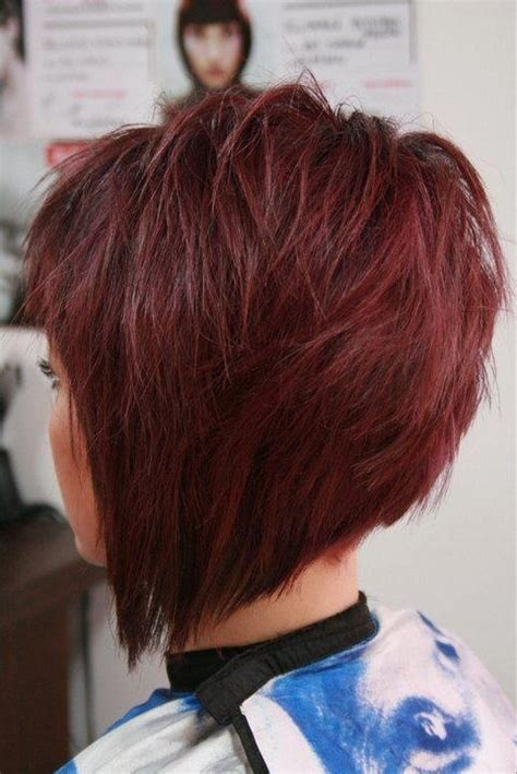 is the stacked bob good for thick hair 30 super hot stacked bob haircuts short hairstyles for