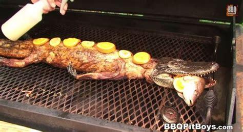 la recette de l alligator au barbecue 2tout2rien