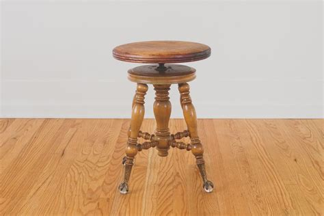 Used Piano Stool by Vintage Piano Stool Homestead Seattle