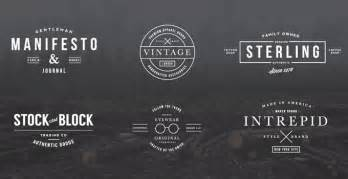Classic Home Design Ideas 10 Hipster Logo Showcases Simplywp