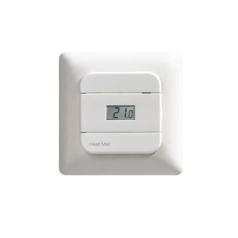 Heating Mat Thermostat by Heat Mat Manual 3600w 16 Thermostat Underfloor Heating