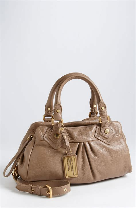 Marc By Marc Dr Groovee Handbag by Marc By Marc Classic Q Baby Groovee Leather Satchel