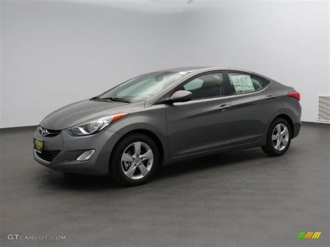 2013 harbor gray metallic hyundai elantra gls 81455708 gtcarlot car color galleries