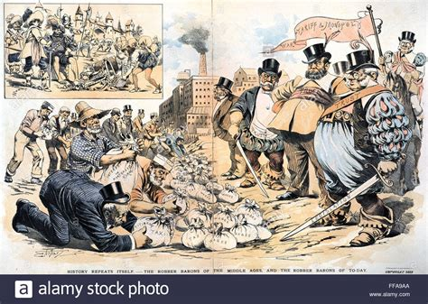 jp captain of industry or robber baron robber barons 1889 n history repeats itself the