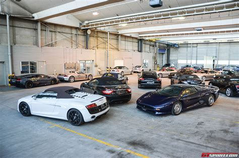 Garage Of Cars by Gtspirit Visits Elite Garage Part 2 Gtspirit