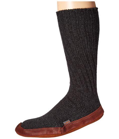 astronaut slipper socks acorn slipper sock at zappos