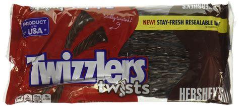 twizzlers black licorice twists 16 oz