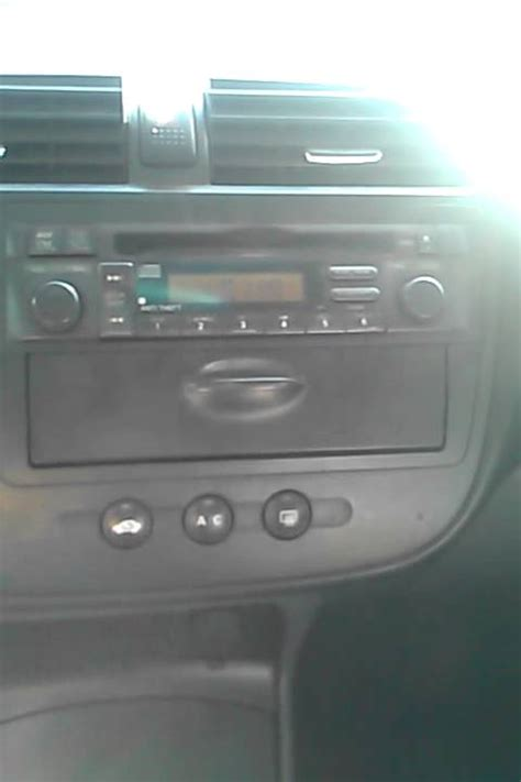 how to reset honda accord radio to reset radio for honda accord 2001 html autos post