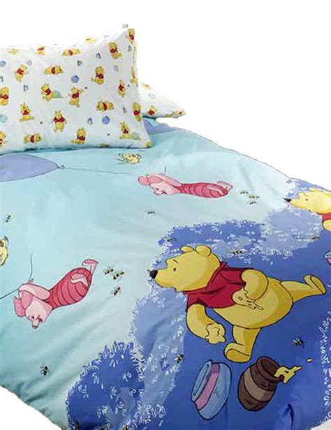 piumone winnie the pooh copripiumino completo letto singolo disney pooh gioia