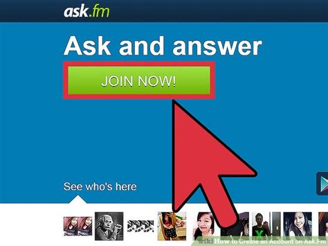 askfm old version how to create an account on ask fm 6 steps with pictures