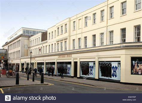 buy a house in cheltenham cavendish house a department store on the promenade in cheltenham stock photo