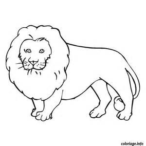 Coloriage A Imprimer Le Lion Et Le Rat L L L L L L