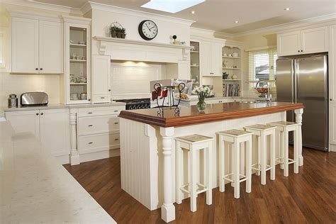 Country Kitchen Design by French Country Kitchens Ideas In Blue And White Colors