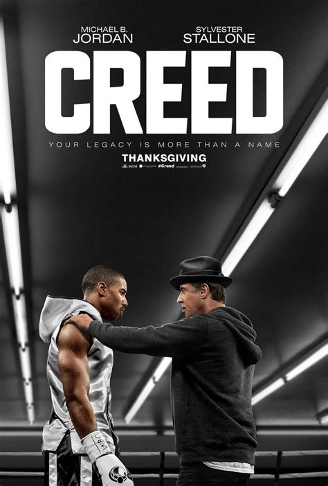 Creed 2015 Film Creed Dvd Release Date March 1 2016