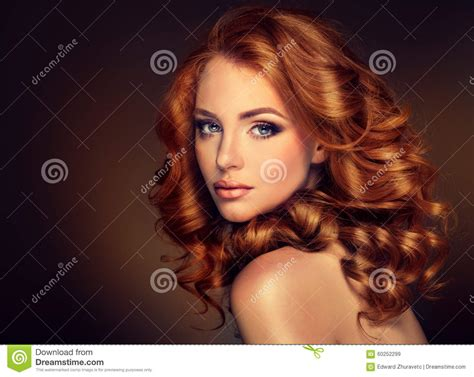 models hair stock photo image model with curly hair stock photo image