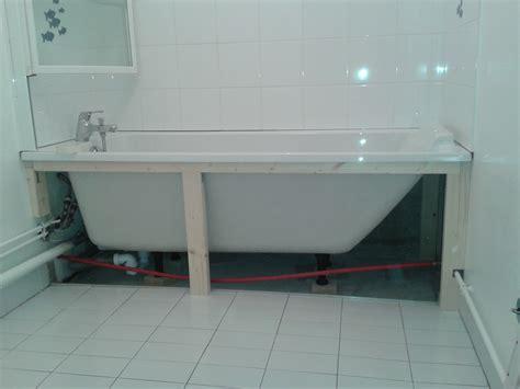 Raccordement Baignoire changement de baignoire desclousdescouleurs