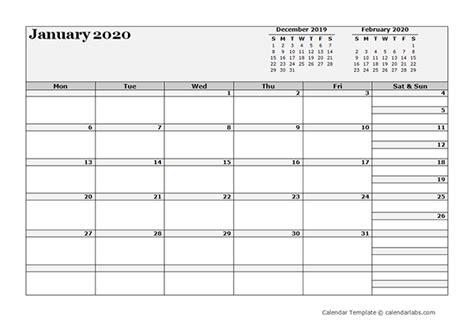 blank  month calendar  printable templates