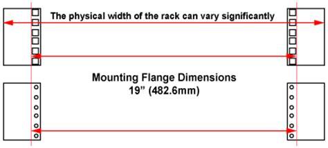 23 Inch Rack Dimensions by Define Eia 310 The Server Rack Faq