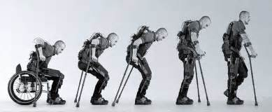 S gt 0 ekso is a bionic suit or exoskeleton which