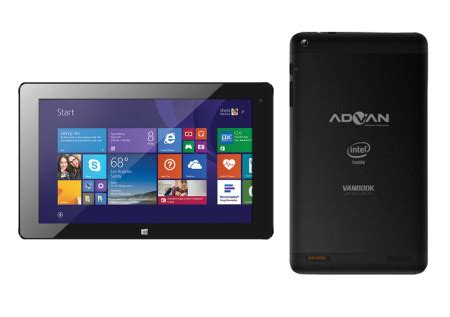 Tablet Vanbook advan vanbook w90 tablet entry level os windows majalah ponsel
