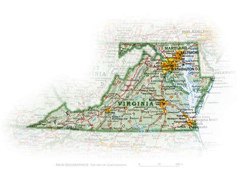 washington dc map maryland virginia maryland and washington d c state and