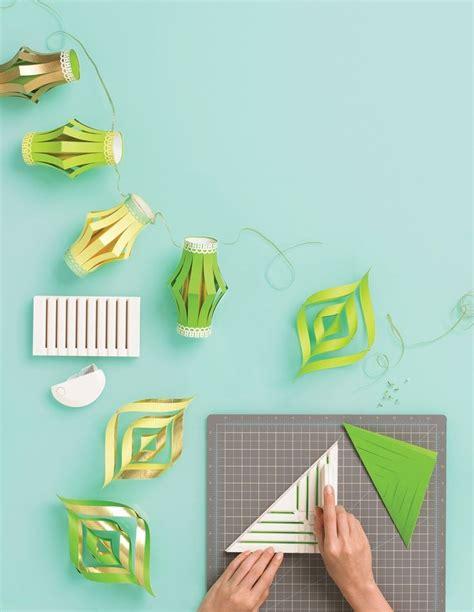 How To Make Paper Lanterns Martha Stewart -
