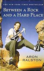 rock and a place books between a rock and a place aron ralston