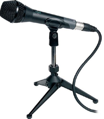 Proel Abs Microphone Holder Apm35b proel dst60tl professional desktop microphone stand 163 15 65