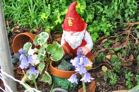 Gnomes by Penelope Basset Puss In Boots And Gnomes