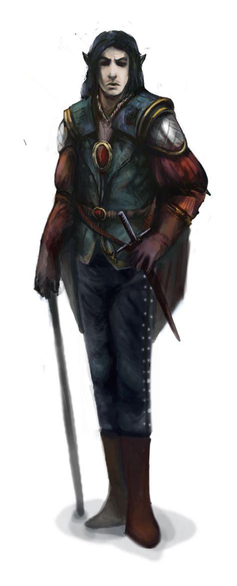 King Of Assassins Elven Ways noble concept by igorlevchenko on deviantart