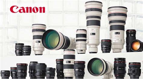 Nama Dan Lensa Canon canon merilis rekomendasi lensa untuk 5ds dan 5dsr