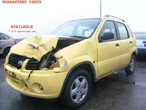 Spare Part Suzuki Ignis suzuki ignis breakers ignis gl dismantlers