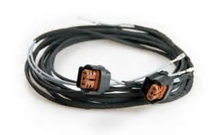 fog light wiring harness for vw t5 2010