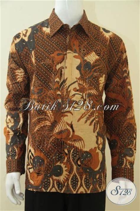 desain baju batik pria elegan kemeja batik klasik berkelas desain elegan dan mewah baju