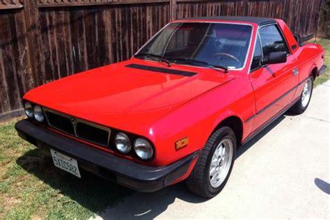 Lancia Beta Zagato Lancia Beta Zagato For Sale Images
