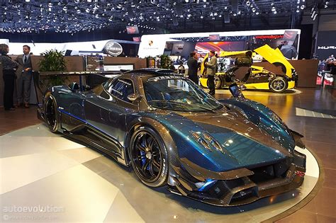 pagani zonda revolucion pagani zonda revolucion is a fitting swan song live