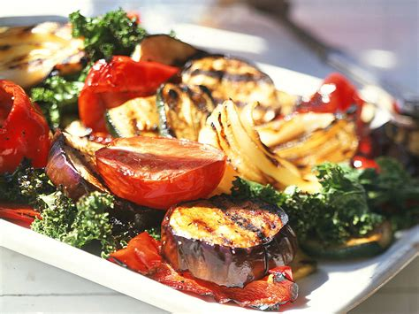 grilled side dish recipes cooking light
