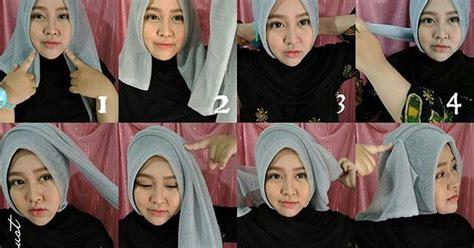 tutorial hijab paris segi empat elegan hijab paris segi empat elegan hijab top tips