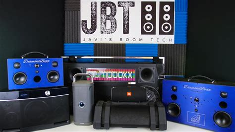 Speaker Bluetooth Portable Javi Sb003 the loudest portable bluetooth speaker of 2016
