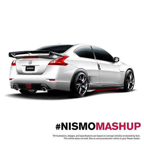 nismo nissan maxima nissan shows what would nismo of the maxima and