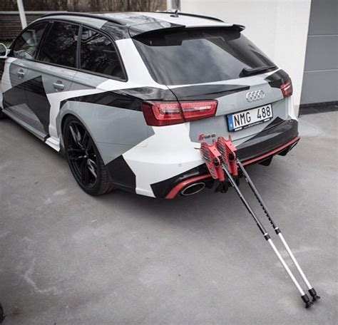 Autoaufkleber Audi A6 4b by Carwrapping Wrap Vehicle Inspiration Vehiclewrap