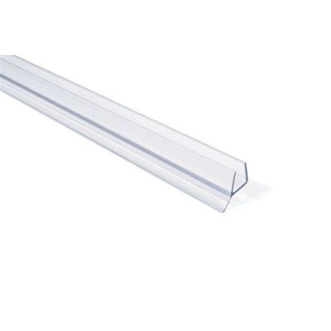 Frameless Shower Door Seal by Showerdoordirect Frameless Shower Door Seal For 3 8 Inch