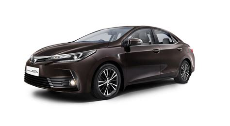 Toyota Corolla India 2017 Toyota Corolla Altis Launched At Rs 15 87 Lakh